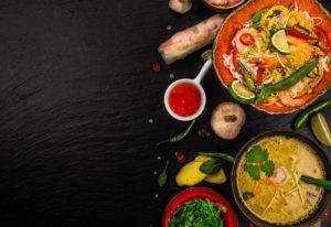 Delicious Thai Food, Thai Cuisine, Thai Restaurant
